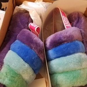 NIB Special Edition Pride Ugg Sandals